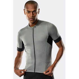 Bontrager Velocis Endurance Jersey Heren, charcoal